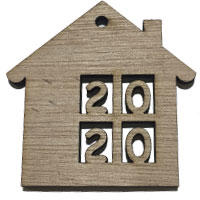 Wooden Home 2020 [+£0.86]